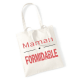 Tote bag Maman formidable