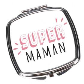 Miroir Super Maman - Em création