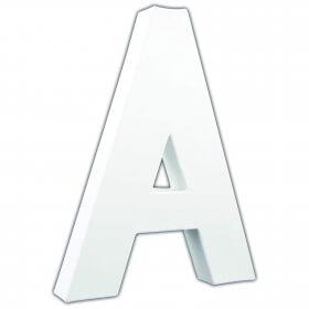 Lettre en carton rigide 20cm