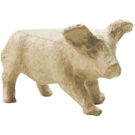 Cochon à décorer