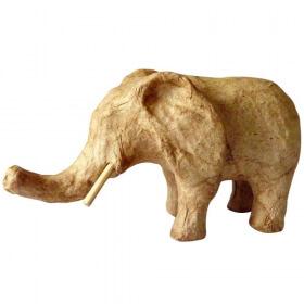 Eléphant à décorer