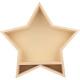 Etagère étoile