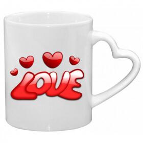 """Mug """" Love"""""""