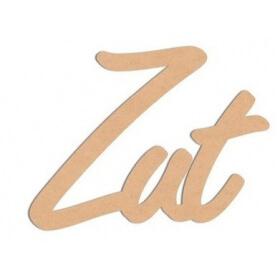 Décoration à peindre Zut