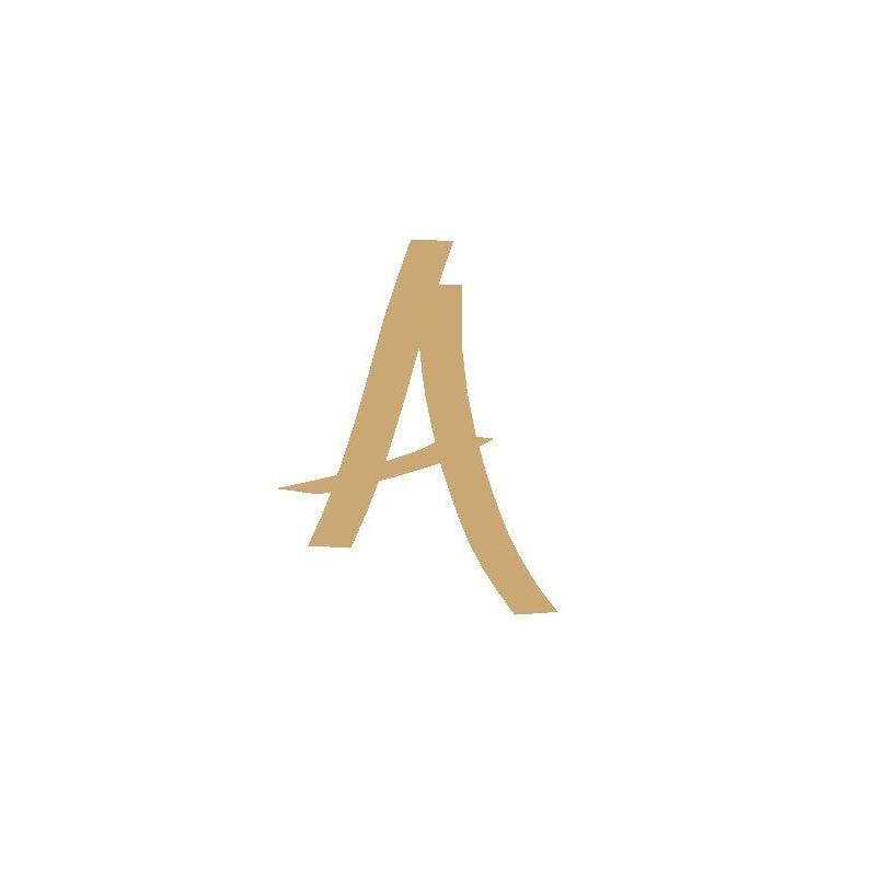 Lettres en bois AMBUREGUL - Em création