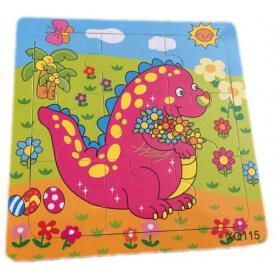 """Puzzle enfant """"Dragon"""""""