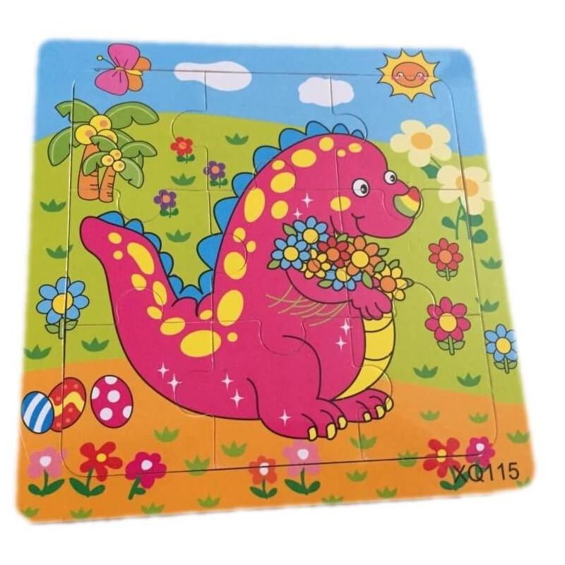 Puzzle pour enfant 'Dragon' - Em création