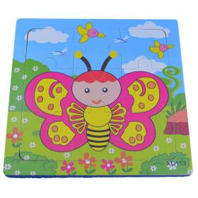 """Puzzle enfant """"Papillon"""""""