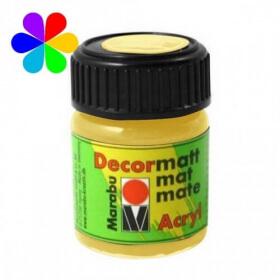 Mangue peinture décormatt - 15 ml - Marabu