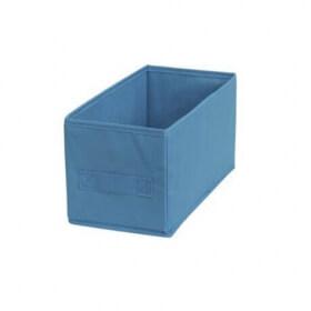 Panier de rangement Bleu 15*15*31