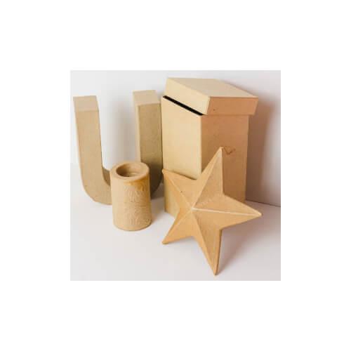 Support en bois à décorer