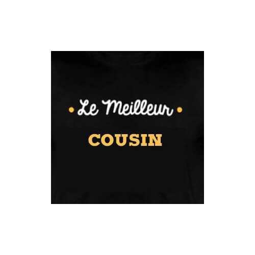 Cadeau pour cousin & cousine